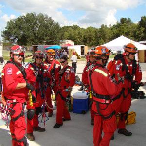Roco Rescue Challenge team