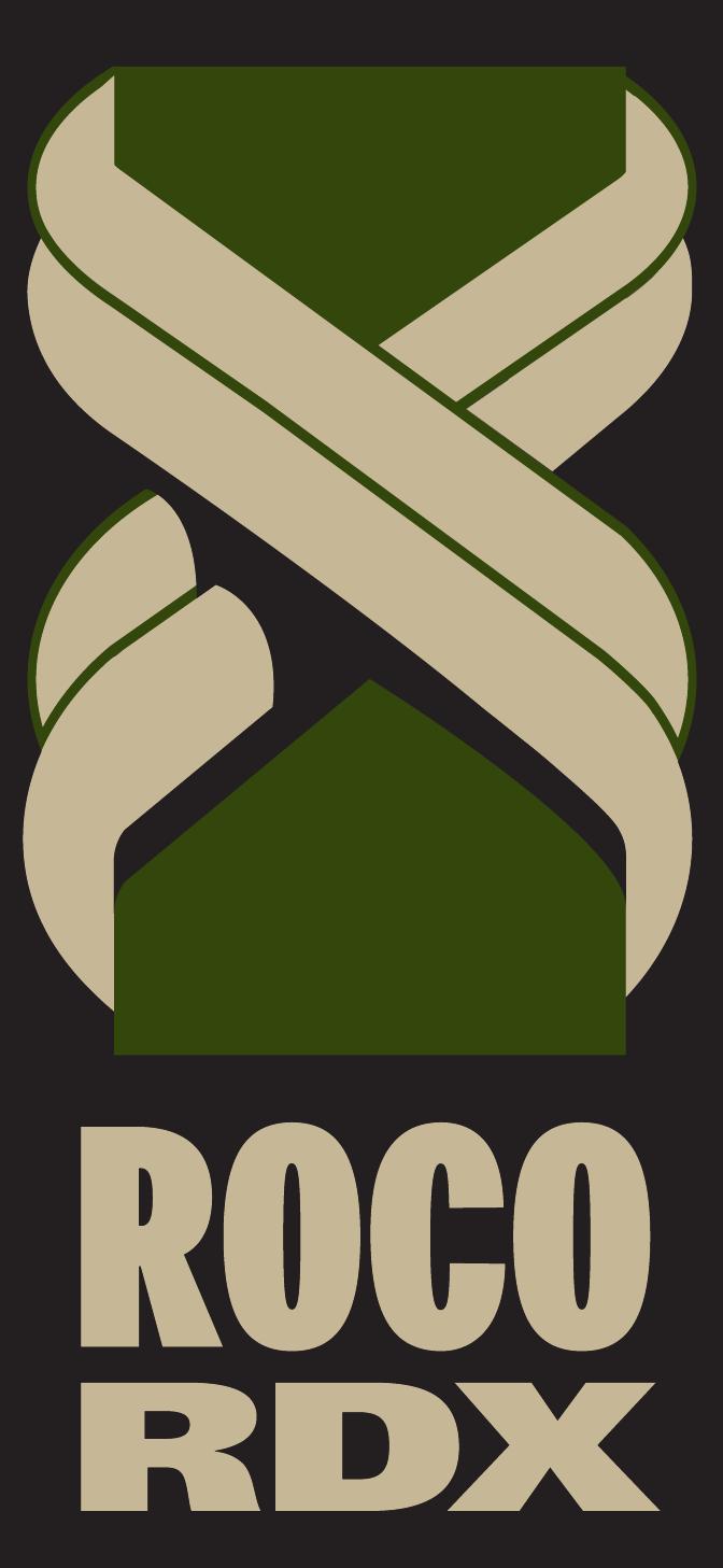 Roco Rescue RDX Logo