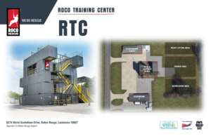 Roco Training Center - Campus Map